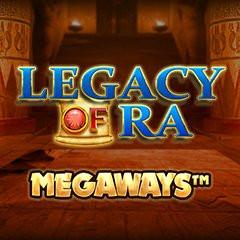 Legacy of Ra Megaways kolikkopeli